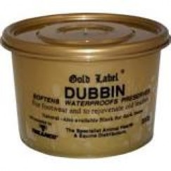 Gold Label Dubbin Natural 200ml