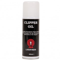 Liveryman Clipper Oil Spray 200ml