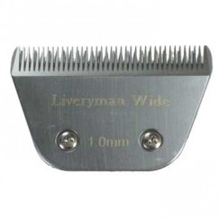 Liveryman Harmony Blades Cutter and Comb Wide 2.4mm