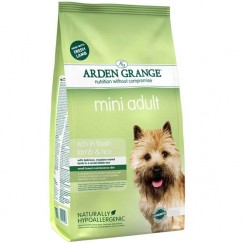 Arden Grange MINI Adult Dog Food with Lamb & Rice 2kg/6kg