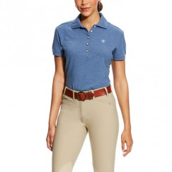 Ariat Prix Polo Short Sleeve