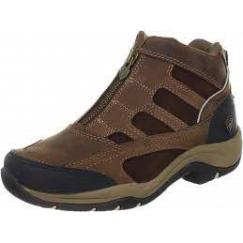 Ariat Terrain H20 Zip Boot - Distressed Brown