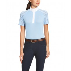 Ariat Vent Tek Show Shirt (Skyway)