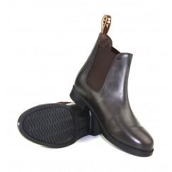 HY Durham Jodhpur Boot Black