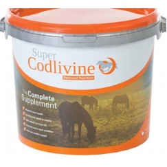 Super Codlivine Supplement 2.5 kg Bucket