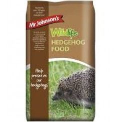 Mr Johnson's Wildlife HEDGEHOG FOOD