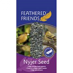 Nyger Seeds 2.5k Feathered Friends