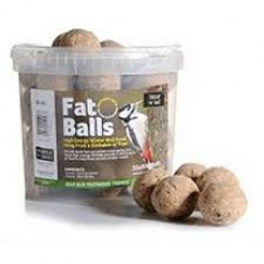 Fat Balls - Netless qty 35