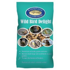 Badminton Wild Bird Delight 15kg