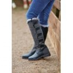 Brogini Ladies Kendal Sub Zero Winter Boot in Black