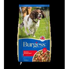 Burgess Adult Beef 15kg