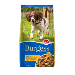 Burgess Adult Chicken 15kg