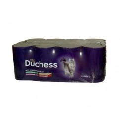Duchess Can Meat Selection Chunks In Jelly 12 x 400g