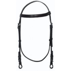 Dever Headstall, Browband and Cheek Piece