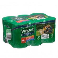 Winalot Classics In Jelly Variety 6x400g