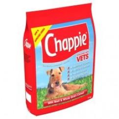 Chappie Complete Beef & Wholegrain 3kg/15kg