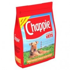 Chappie Complete Chicken & Wholegrain 3kg/15kg
