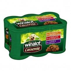 Winalot Casserole Selection 6x400g