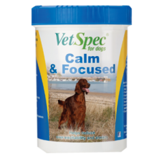 VetSpec Calm & Focused Supplement
