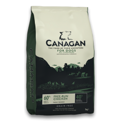 Canagan Grain Free Free-Run Chicken 12kg