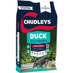 Chudleys Duck with Rice & Vegetables 15kg