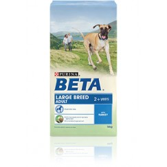 Purina BETA Large Breed Adult 14kg