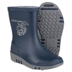 Dunlop Mini Wellington Boots