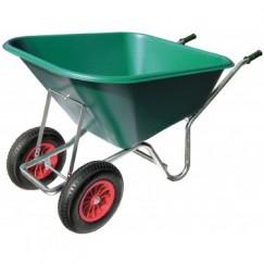 Carrimore Twin Wheelbarrow 200L