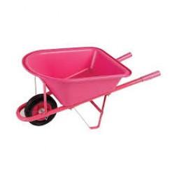 Child/ Junior Wheelbarrow - 25 Litre (Pink or Blue)