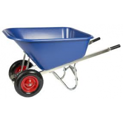 Carrimore Twin Wheelbarrow 200L