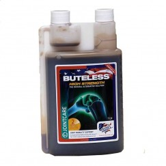 Equine America Buteless® High Strength (This is not Phenylbutazone) 1 L