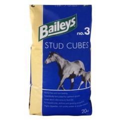 Baileys No. 3 Stud Cubes