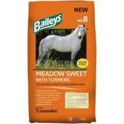 Baileys No 8  MEADOW SWEET WITH TURMERIC