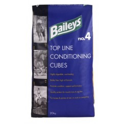 Baileys No. 4 Top Line Conditioning Cubes
