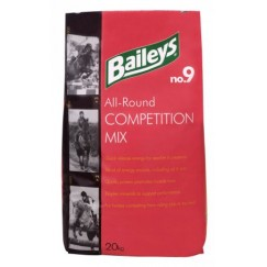 Baileys No. 9 All Round Competition Mix 20kg