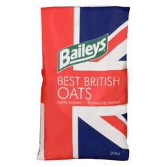 Baileys Lightly Bruised Oats 20kg