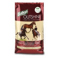 Baileys Outshine High Oil Supplement 20kg
