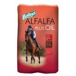 Baileys Alfalfa Plus Oil 20kg