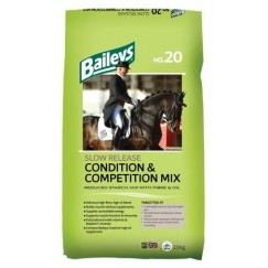 Baileys No. 20 Slow Release Condition & Competition Mix