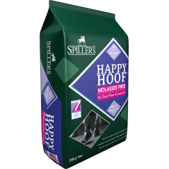 Spillers Happy Hoof Molasses Free 20kg