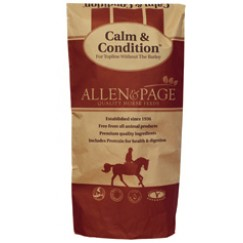 Allen & Page Calm & Conditioning