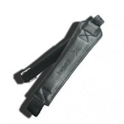 Freejump Leathers Single Strap Pro Grip BLACK LARGE