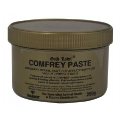 Gold Label Comfrey Paste 250g