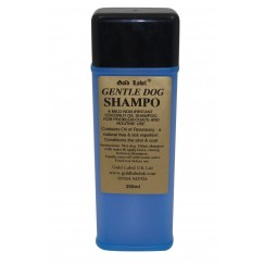 Gold Label Gentle Dog Shampoo 250ml