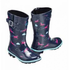 Harry Hall Children's Wellington Boot