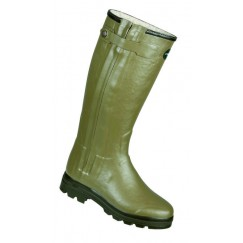 Le Chameau Chasseur Cuir Wellingtons (Ladies)