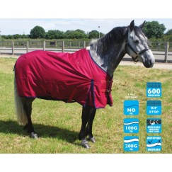 Legacy  Turnout Rug (Red) 100g Fill