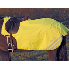 Mark Todd Fleece Lined Hi Viz Fluorescent Exercise Sheet
