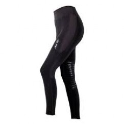 Mark Todd Riding Leggings Ladies Winter - Navy