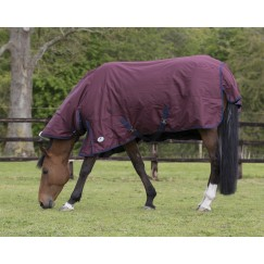 JHL Essential Mediumweight COMBO Turnout Rug 600 Denier 200g